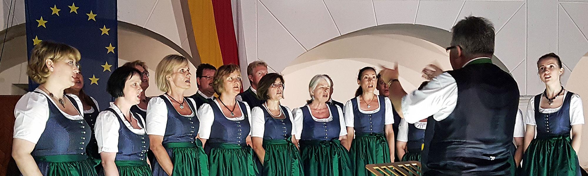 Termine, Auftritte und Konzerte des Gemischten Chor Althofen bei St. Veit und Klagenfurt