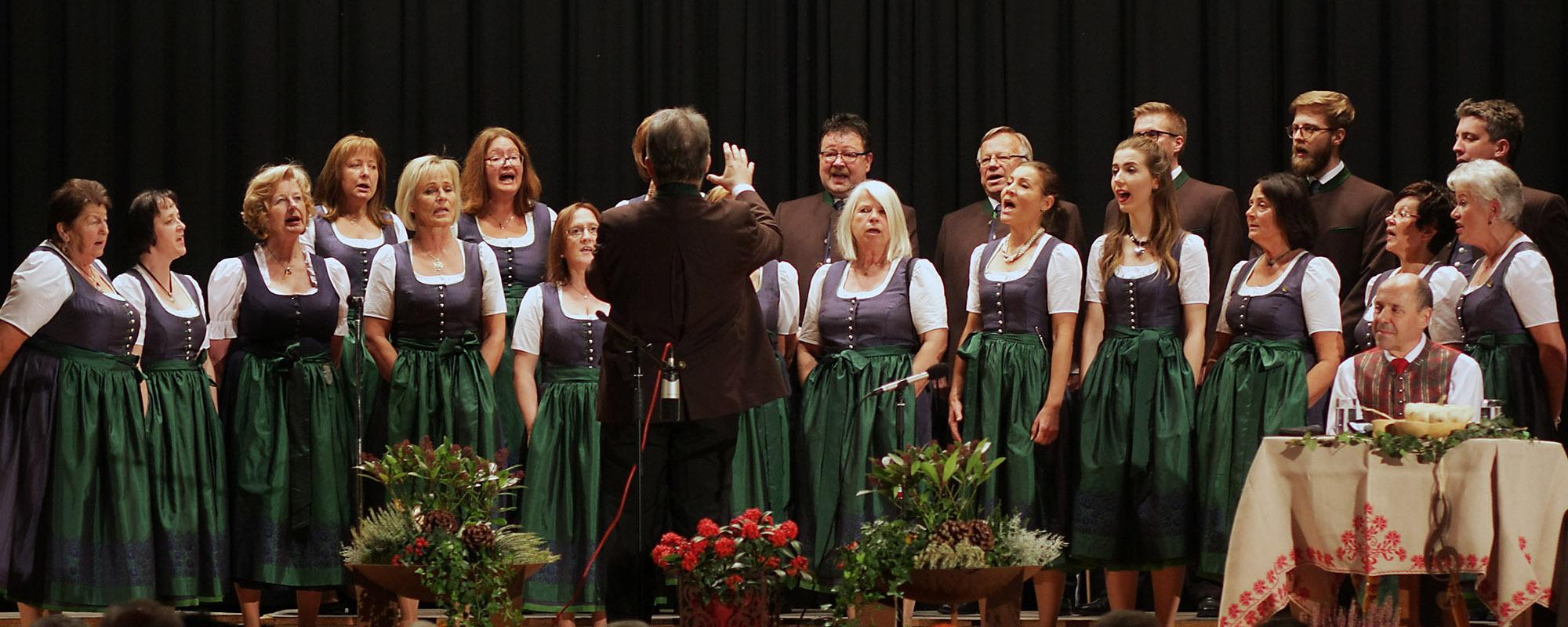 Krappfeldsingen 2017 - Gemischter Chor Althofen