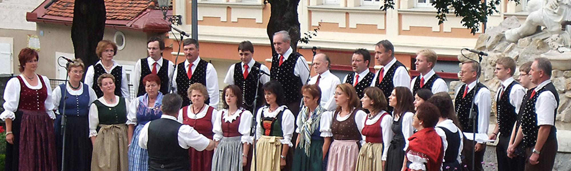 Mitsingen im gemischten Chor Althofen